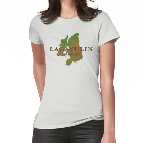 Lagavulin Islay Whisky Frauen T-Shirt