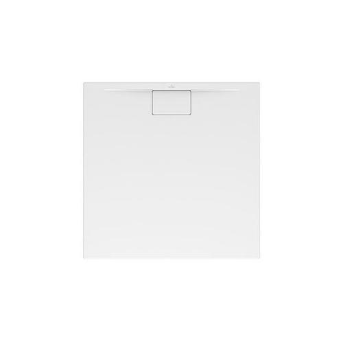 Duschwanne Duschwanne ARCHITECTURA METALRIM Quadrat 900 x 900 x 15 mm weiß - Villeroy&boch