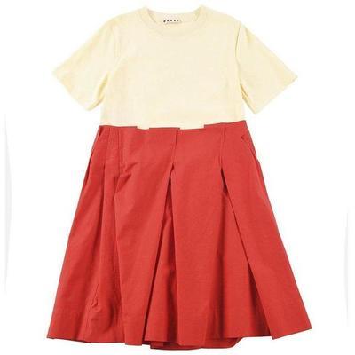 Marni - Mini Me Abito Dress - BICOLORE / 12A