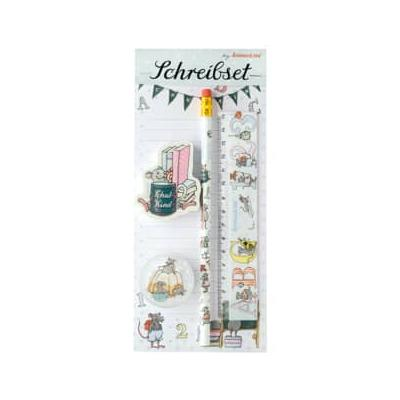 Krima & Isa - Writing Set | Back to School - paper | Multicolor
