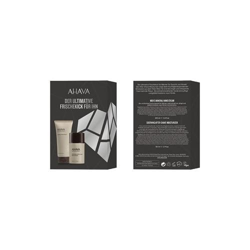 Ahava Herrenpflege Time To Energize Men Geschenkset Men Kit After Shave 50 ml + Hand Cream 100ml 1 Stk.