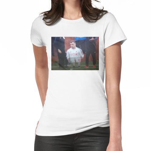 Kleiner Xherdan Shaqiri Meme Frauen T-Shirt