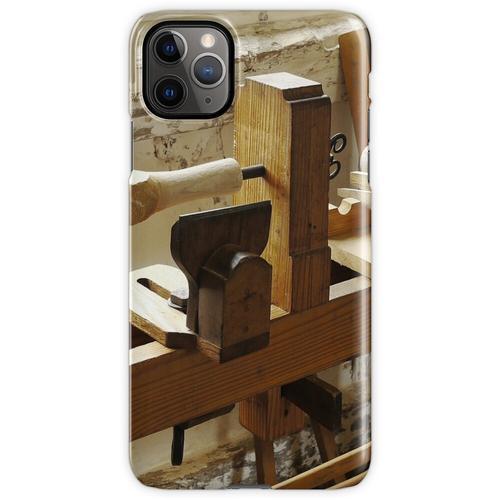 Holzdrehbank iPhone 11 Pro Max Handyhülle