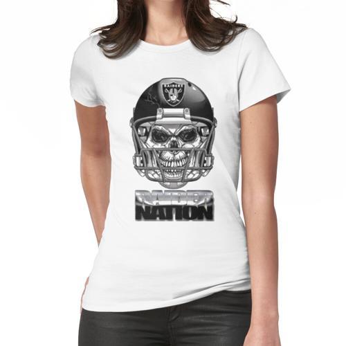 Raider Nation - Raiders Frauen T-Shirt