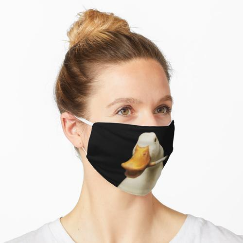 Geräucherte Ente Maske