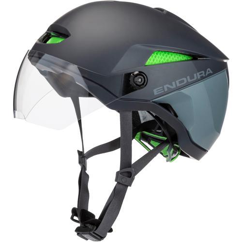 Endura Speed Pedelec Helm Fahrradhelm in grau, Größe L/XL