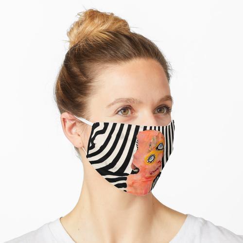 Käfig das Elefantenband Maske