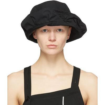 Y's Yohji Yamamoto Chapeau noir Memory