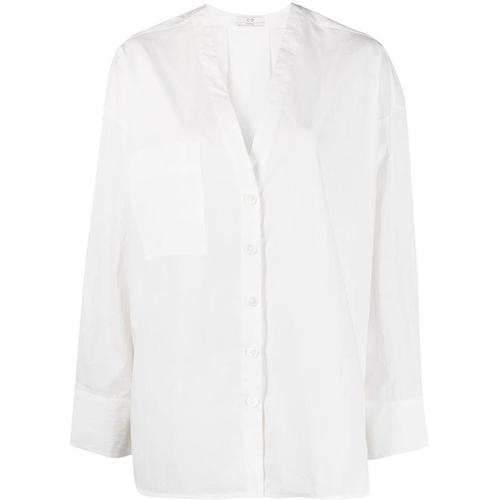 Co. Hemd mit V-Ausschnitt