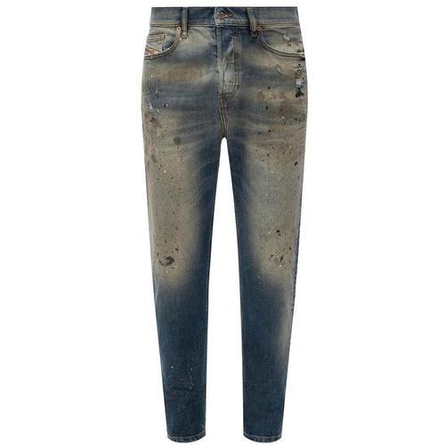 DIESEL D-Vider distressed jeans