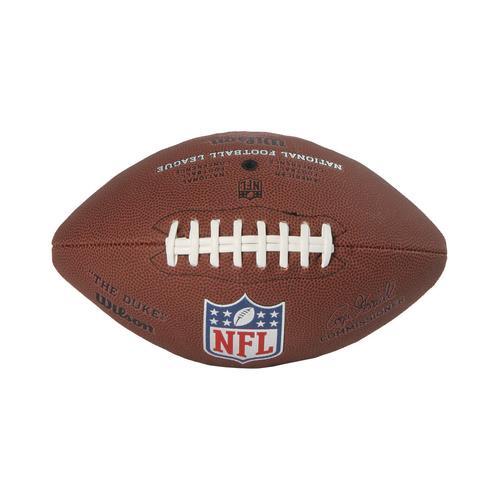 """Wilson American Football Ball """"NFL DUKE Replica Football"""", braun, Gr. O"""