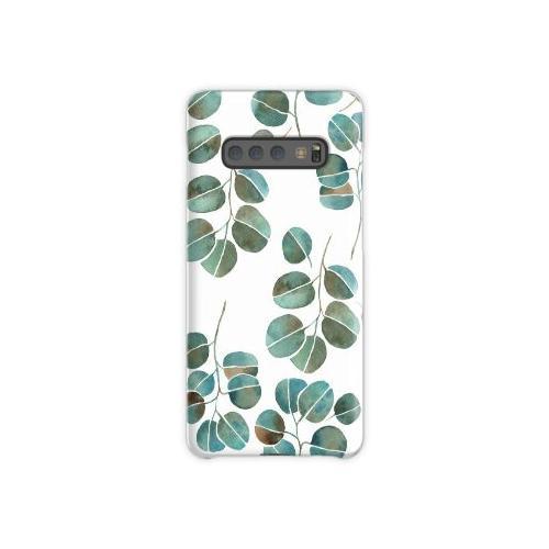 Silberdollar - blau Samsung Galaxy S10 Plus Case