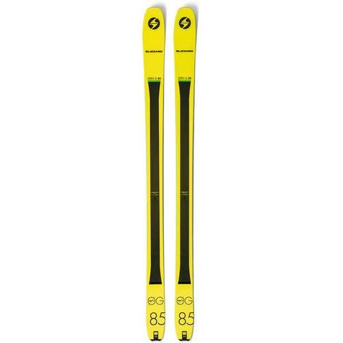 BLIZZARD Ski ZERO G 085 (FLAT), Größe 157 in Gelb