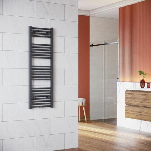 Handtuchhalter Heizung 1200 x 400 mm Heizkörper Bad Badheizkörper Mittelanschluss Handtuchtrockner