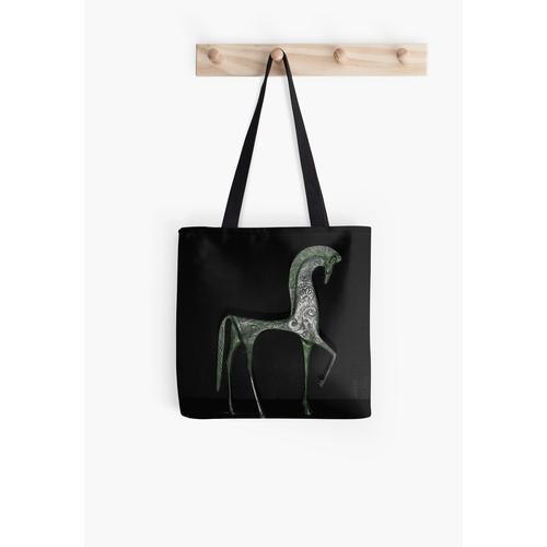 Etruskisches Pferd Tasche