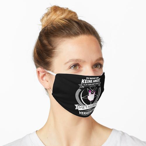 Metallerin Metaller Heavy Metal Death Metal Maske