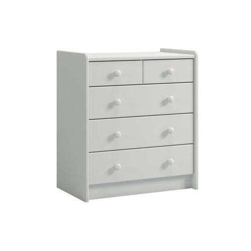 Steens »For Kids 013« Kommode MDF weiss