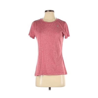 Champion Active T-Shirt: Red Activewear - Size Small