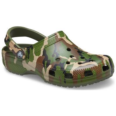 Crocs Army Green / Multi Classic...