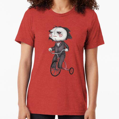 Billy The Puppet Tri-blend T-Shirt