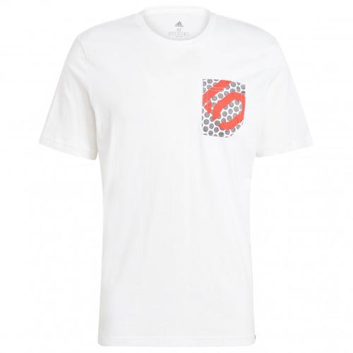 Five Ten - Brand Of The Brave Tee - T-Shirt Gr L weiß