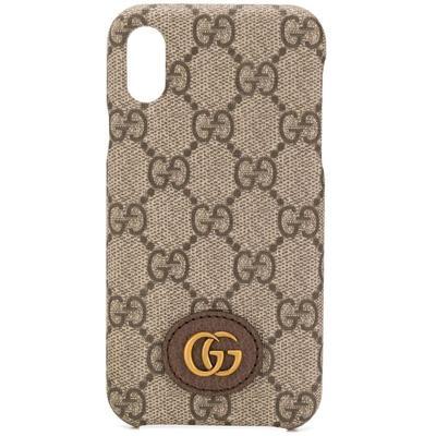 Gucci Coque d'iPhone XS Max GG O...