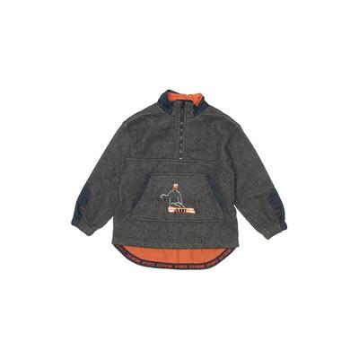 Kids Headquarters - Kids Headquarters Pullover Sweater: Gray Tops - Size 5