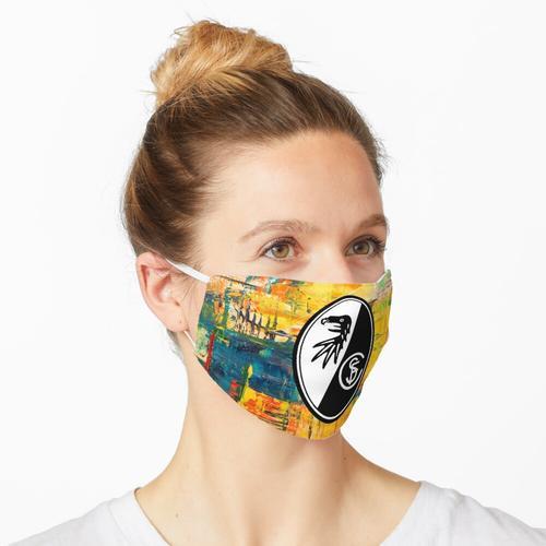 SC Freiburg Maske