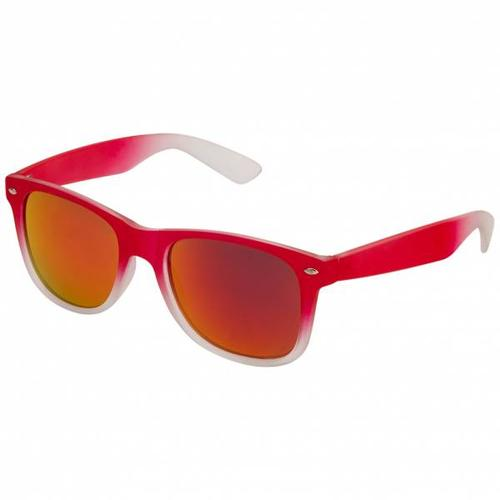 MSTRDS UV400 Sonnenbrille 10503 Red Red