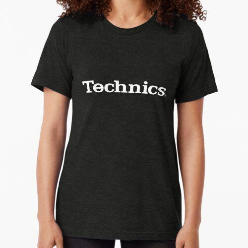 Technics Tri-blend T-Shirt