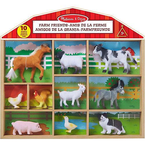 Spielfiguren Bauernhof Freunde