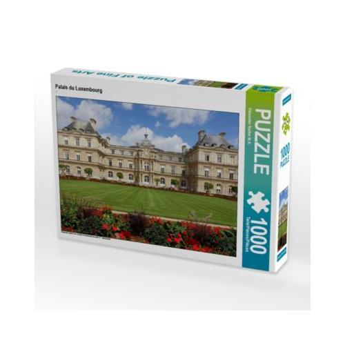 Palais du Luxembourg Foto-Puzzle Bild von Alexander Nadler Puzzle