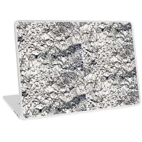 Aluminium-Folie-Schutz Laptop Skin
