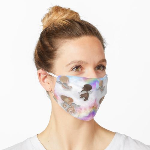 Engelsbabys Maske