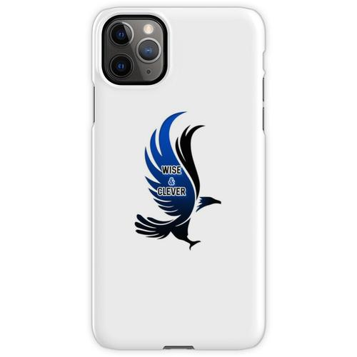 Wise & Clever Blue Eagle HARRYPOTTER iPhone 11 Pro Max Handyhülle