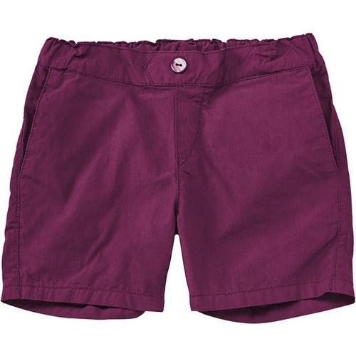 Popeline-Shorts, lila, Gr. 110