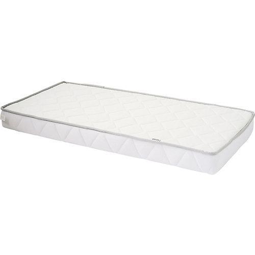 Kinderbettmatratze Climatisé, 60 x 120 cm weiß