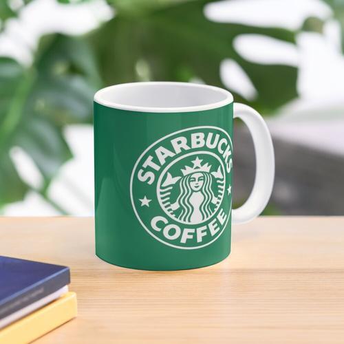 Starbucks Green 2 Tasse