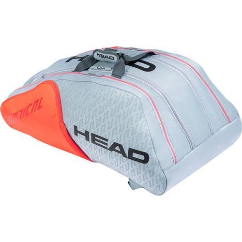HEAD Tasche Radical 12R Monstercombi, Größe - in grey/orange