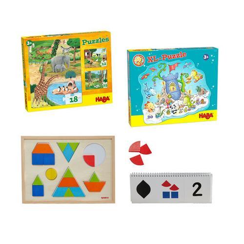 """JAKO-O Puzzle-Paket """"Erstes Puzzlen"""", keine Angabe"""