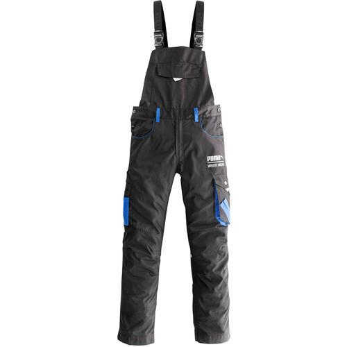 PUMA Workwear Arbeitslatzhose Champ, (1 tlg.) grau Herren Latzhosen Arbeitshosen Arbeits- Berufsbekleidung