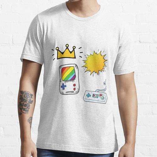 RETRO Gameboy King Controller Essential T-Shirt