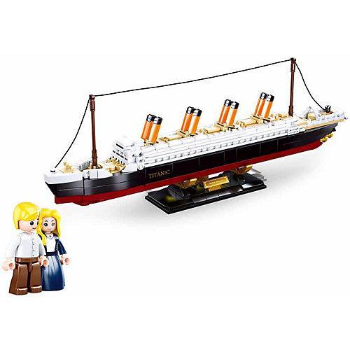 Titanic - Mittlerer Bausatz (481 Teile)