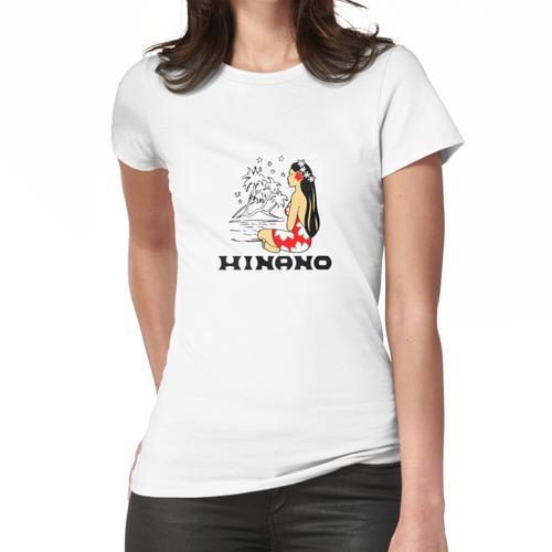 Hinano Tahiti Biergetränk Frauen T-Shirt