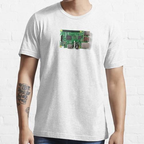 Himbeer-PU-T-Shirt Himbeer-PU Essential T-Shirt