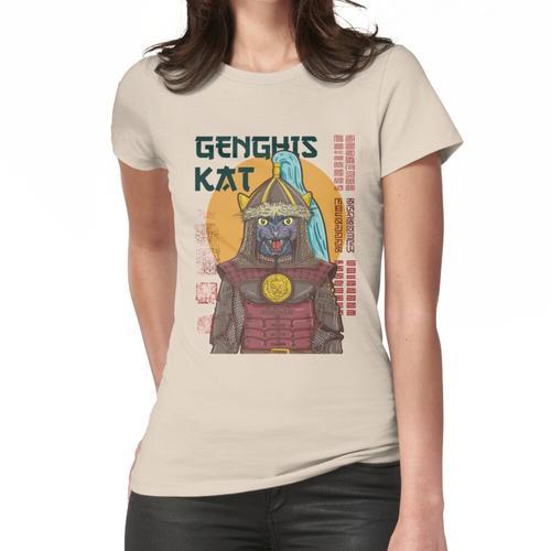 Dschingis Kat Frauen T-Shirt