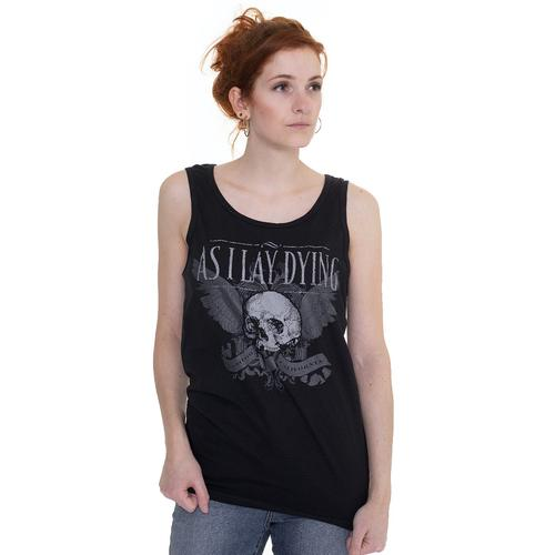 As I Lay Dying - Banner - Tanks