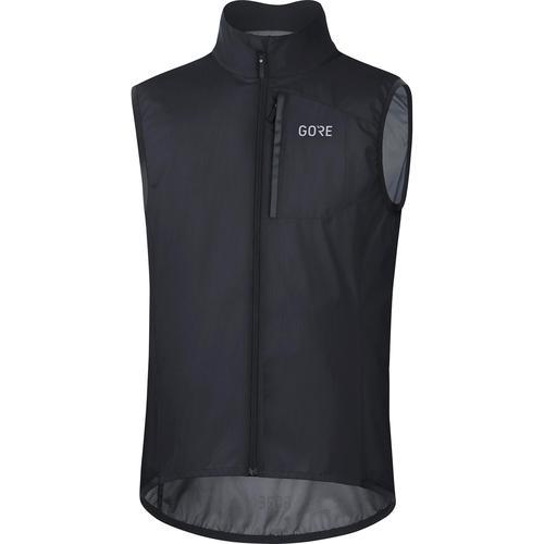 GORE® WEAR Spirit Vest Fahrradweste Herren in black, Größe XL