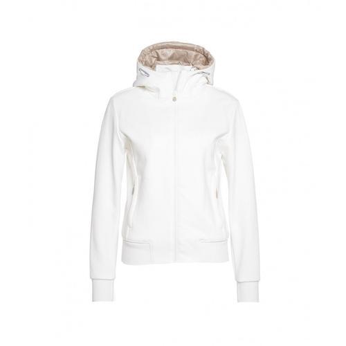 People of Shibuya Damen Technische Jacke Weiß