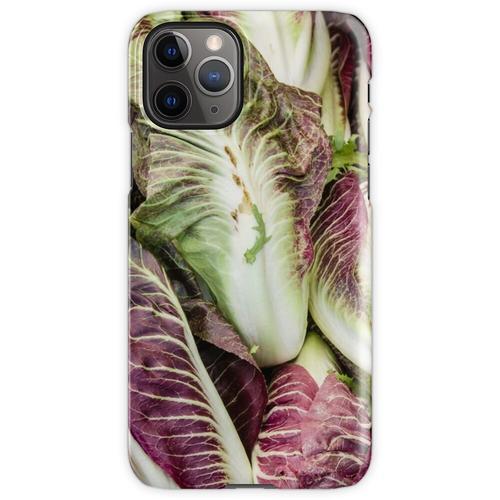 Radicchio auf dem Display iPhone 11 Pro Handyhülle
